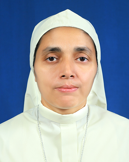Sr. Mary Jincy (Superior General)